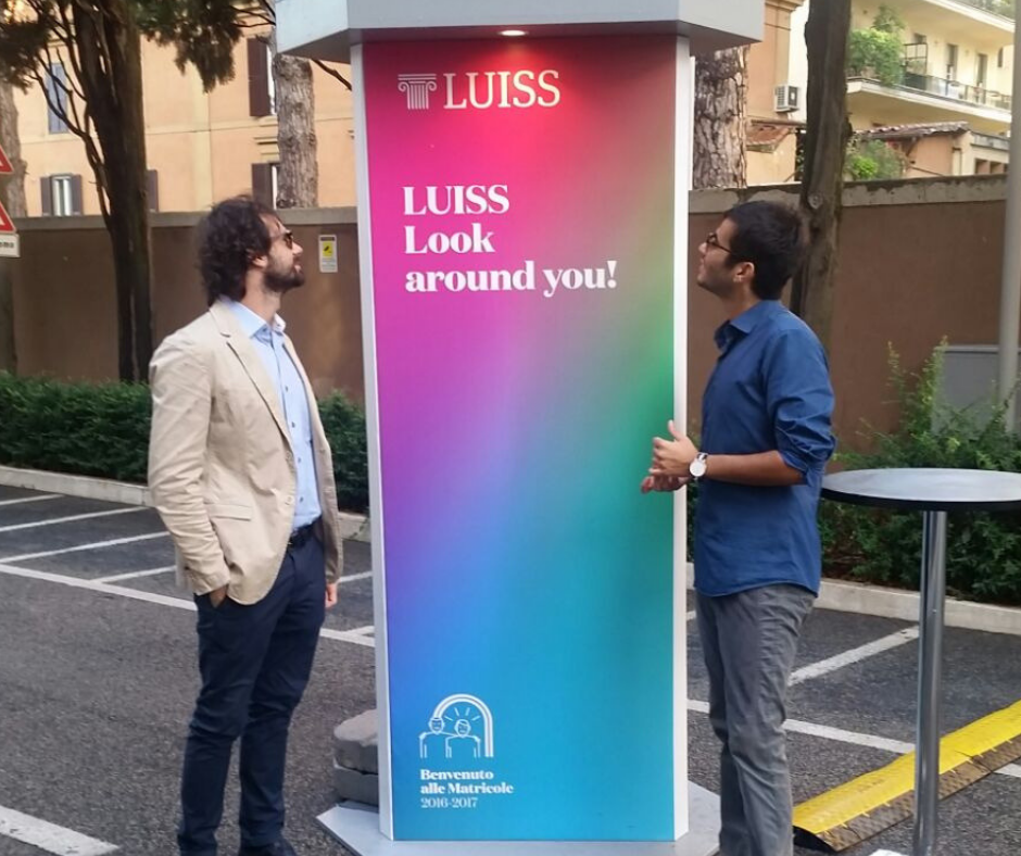 LUISS LiFi Zone - To Be Srl