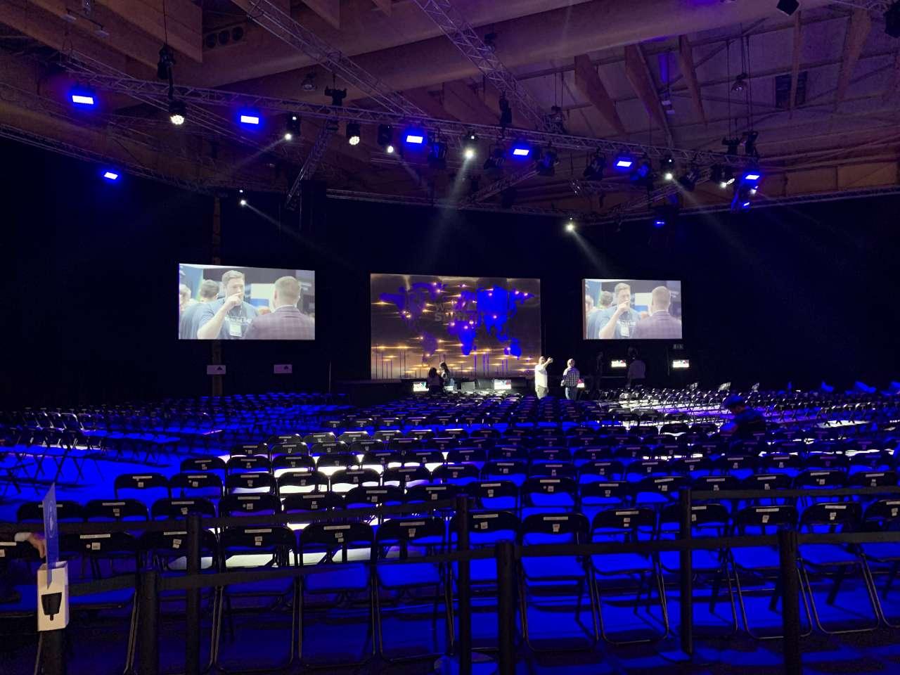 To Be Srl presente al Web Summit 2019 - Lisbona, Portogallo