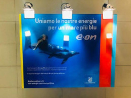 E.on - To Be Srl - App & LiFi Zone