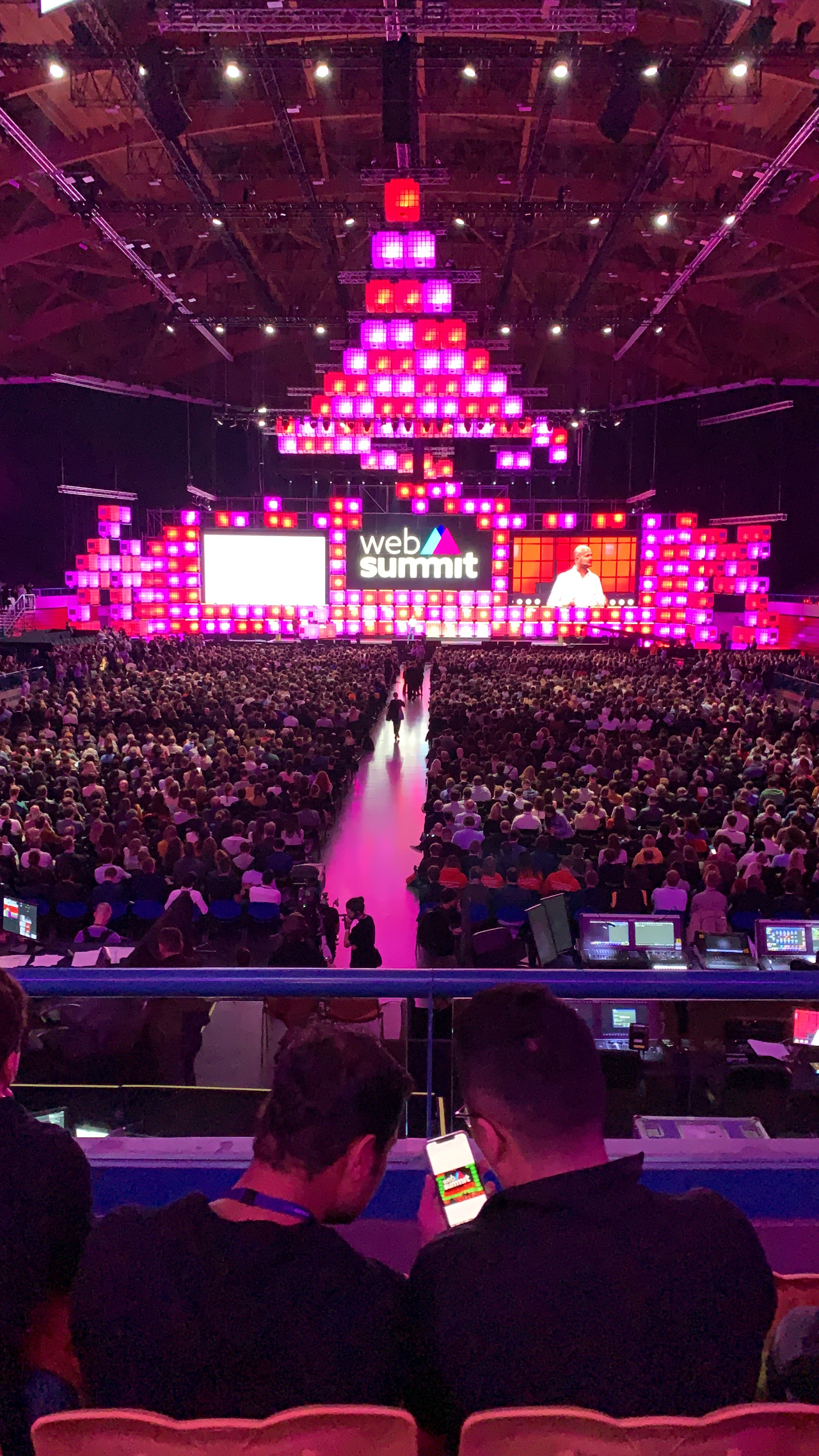 To Be Srl - Web Summit 2019 - Lisbona, Portogallo