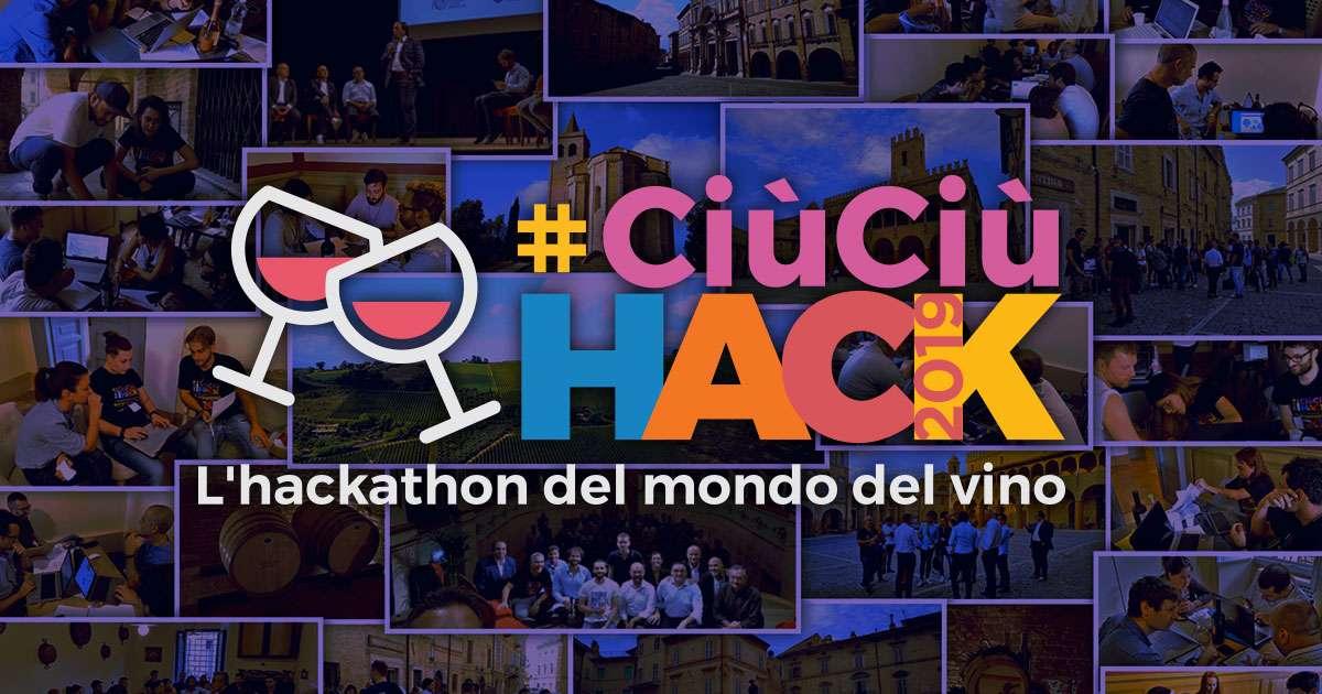CiùCiù Hack 2019 - To Be Srl