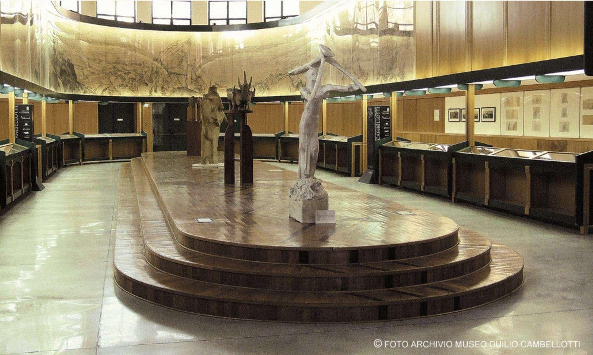 Museo Cambellotti-Latina-LiFi