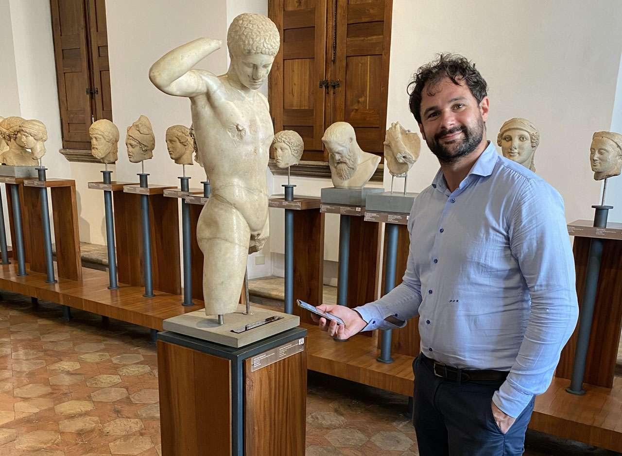 Museo Barracco - LiFi - Roma