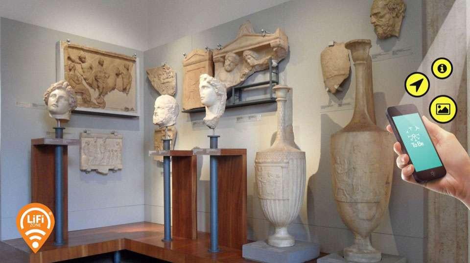LiFi - Museo Barracco - Roma